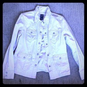 Versatile GAP Denim Jacket